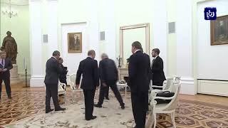 الرئيس الفلسطيني: نرفض محاولة الولايات المتحدة فرض قراراتها في المنطقة