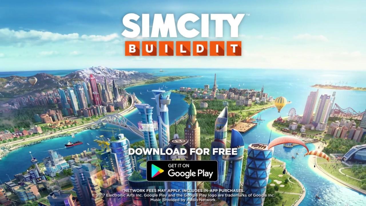 SimCity BuildIt Intro