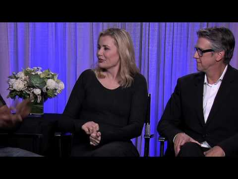 Geena Davis and Alan Ruck talk 'The Exorcist' and Beetle Juice 2!