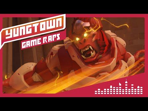 OVERWATCH RAP WINSTON - Yungtown Music Video