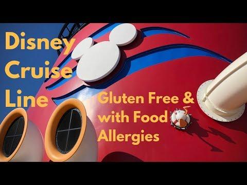 🚢 Disney Cruise Line Gluten Free & With Food Allergies