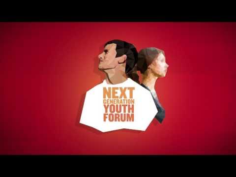 Next Generation Youth Forum 2017 promo