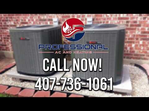 AC Repair Orlando | 24-Hr AC Repair