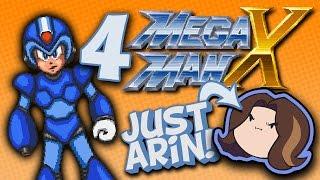 MegaMan X: Sneaky Spiky Lizard Man - PART 4 - Game Grump