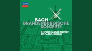 J.S. Bach: Brandenburg Concerto No.4 In G, BWV 1049 - 3. Presto