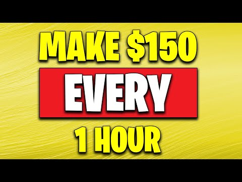 Earn $150 PER HOUR TYPING CAPTCHAS [Earn Money Online]