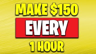 Earn $150 PER HOUR TYPING CAPTCHAS [Earn Money Online]