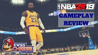 NBA 2K19 Review | What is Different? | GAMEPLAY ONLY