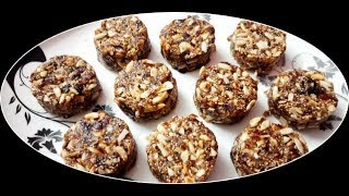 Healthy Dry Fruits Shots / Super Snack for this Diwali
