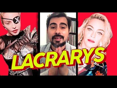 Madonna vai de Joana D&39;Arc no EUROVISION + vazou CRAVE