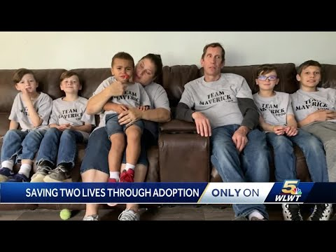 Three years later: Toddler finds a forever family in Campbell County, mother finds sobriety