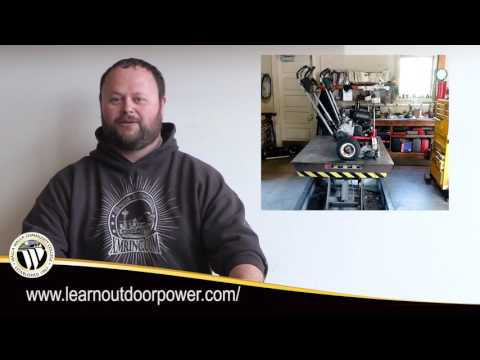 WWCC Outdoor Power Equipment Program