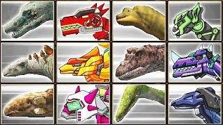 Dino Digger + Dino Robot Corps part 2   Eftsei Gaming