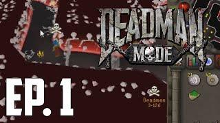 Deadman Mode - Episode 1 - Pking Everyone   Oldschool Runescape