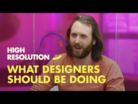 #24, PREVIEW 1: What should a product designer be doing now?