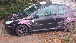 Das Hello Kitty Auto ist kaputt #genervt