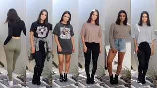 What I Wear In A Week | Isabella Fiori
