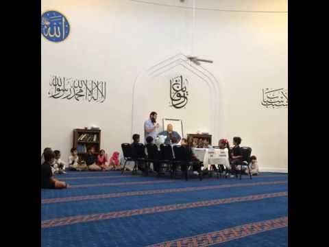 Al furquan Academy Islamic Competition 2015-2016