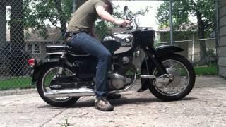 Honda 1966 ca77 305 Dream