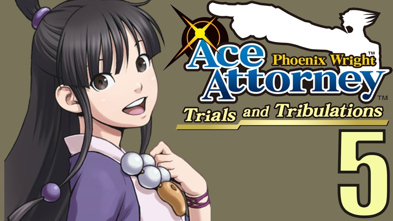 Phoenix Wright Ace Attorney Tat 5 A Phantom Thief Youtube Ace attorney, known in japan as gyakuten saiban (逆転裁判), is a visual novel video… youtube