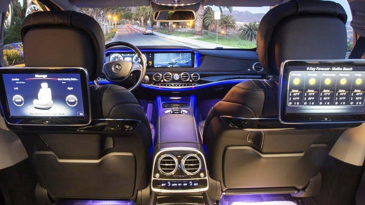 2 Milyon Tl Değerinde Mercedesin En Lüks Arabası Maybach S600