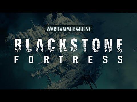 The Hunt for the Blackstone Fortress: Precipice