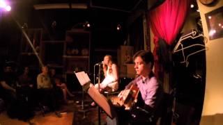 Chega de Saudade - Natasha Roldán & Jorge Gil - Live at MUSIDEUM