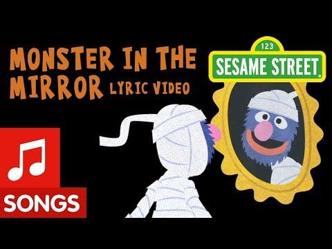 Sesame Street: Monster in the Mirror | Animated Lyric Video