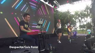 Singapore-Live Band Performance-Beach Party-Event | Little Band Plus | 4pcs Band