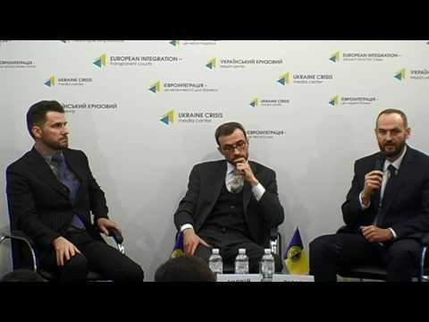Presentation of candidates for judges of the Supreme Court of Ukraine. UCMC, 11.01.2017