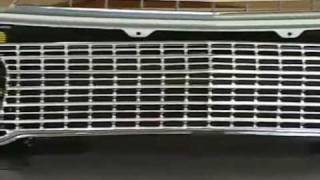 My Classic Car - OER Grills