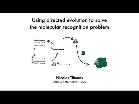 Thesis Defense - Nicolas Tilmans