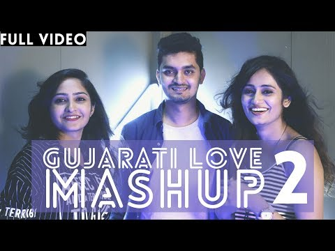 Gujarati Love Mashup 2 | Audio Wing Project Ft | Santvani | Shweta | Bhargav | Aakash