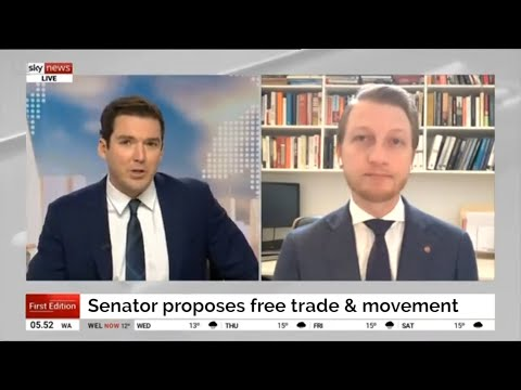 Australian Senator Advocates Free Movement & Trade Within CANZUK