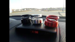 ароматизатор на солнечной батареи / Видео