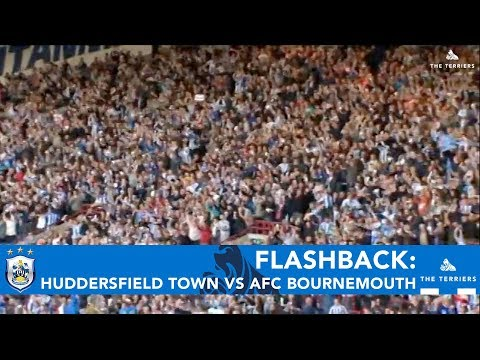 FLASHBACK: Huddersfield Town 3-3 AFC Bournemouth