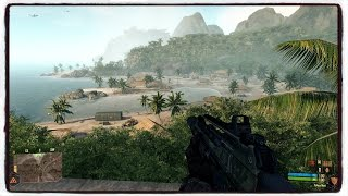 CRYSIS 1 Gameplay Español PC Parte 1 - 1080p HD 60fps