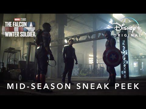 Mid-Season Sneak Peek | Marvel Studios' The Falcon and The Winter Soldier | Disney+