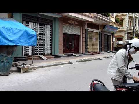 Vietnam - Hai Phong Street Traffic
