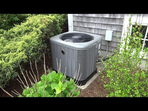 new AC system will not cool
