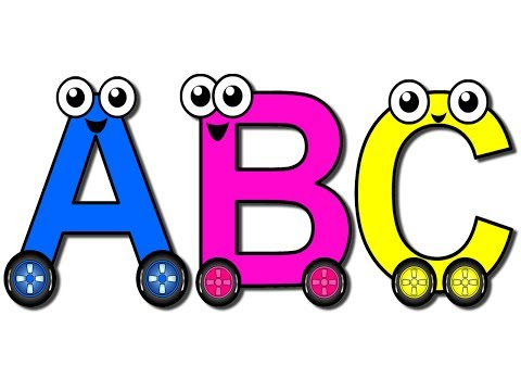 """Chant the Alphabet"" - Learn ABCs, Teach Letters, Kids Nursery Song, Baby & Toddler Learning"