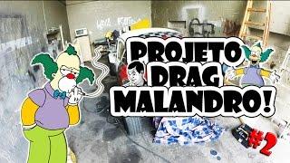 Aln+Dragbaja - Projeto Drag #2 - Pintando E Dando Um Trato - #Sóqueméfilmaassim