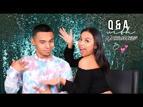 Q&A - HOW HE FELT WHEN I DID THE SONG LYRIC PRANK ! | Jenn Isabel
