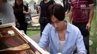 """주지훈 Joo Ji Hoon Xu Chang """"five fingers"""" drama"""