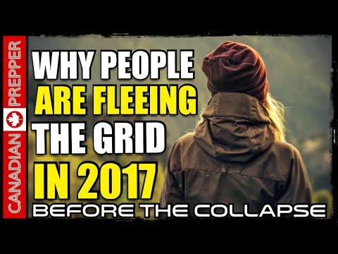 They Want you to Stay Inside: The Off Grid Outsider