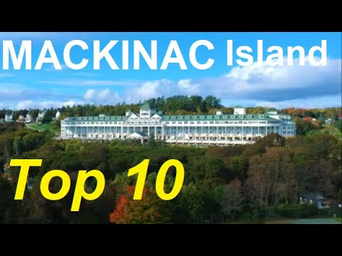 Our Top 10 things to do on Mackinac Island, Michigan