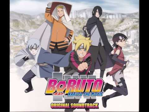 BORUTO  NARUTO THE MOVIE 12 Jump   Soundtrack