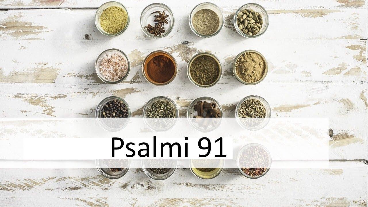 Psalmi91