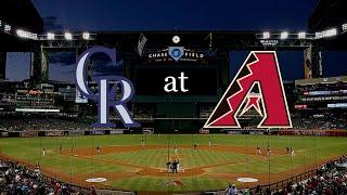 ARI Franchise - Game 156 - COL @ ARI - MLB The Show 18