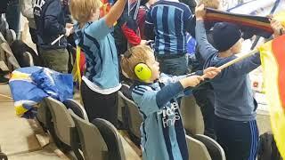 DIF - Häcken svenska cupen 2018